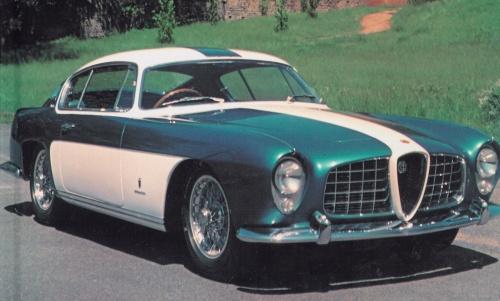1954 abarth alfa romeo 2000 coupe ghia