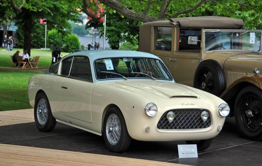 1954 Cisitalia 33DF Volo Radente a