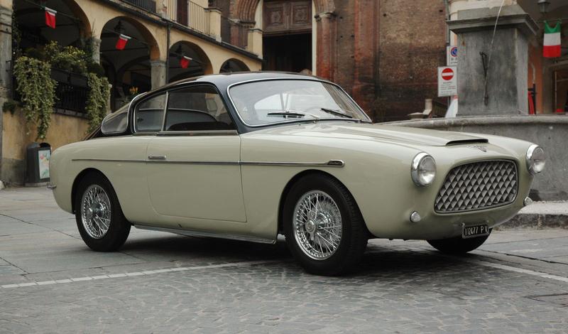 1954 Cisitalia 33DF Voloradente b