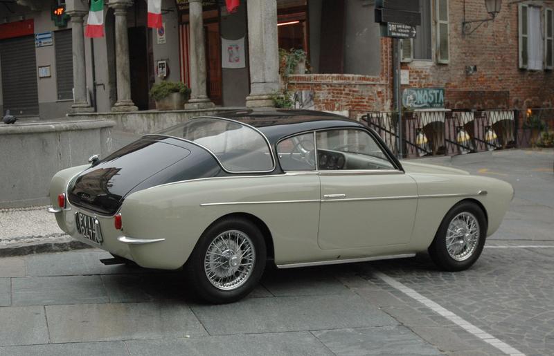 1954 Cisitalia 33DF Voloradente c