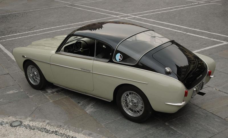 1954 Cisitalia 33DF Voloradente d