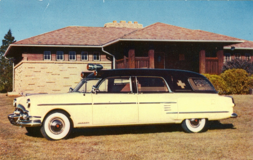 1954 Henney-Packard Ambulance