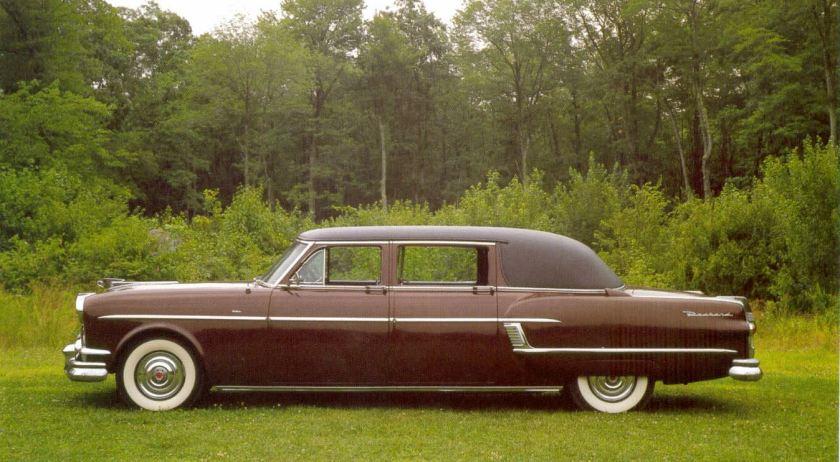 1954 Henney Packard
