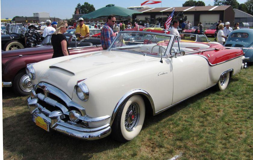 1954 Packard Caribbean 2631