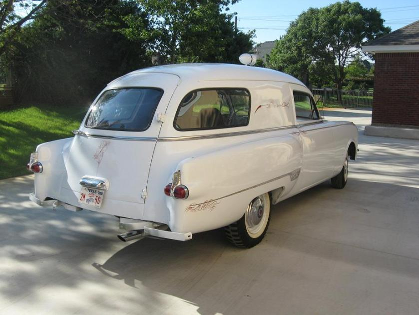 1954 Packard-Henney Junior Ambulance