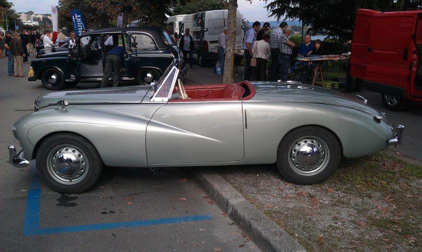 1954 Sunbeam Alpine Mk1