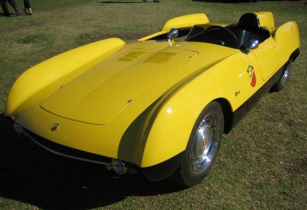 1955 Abarth 207A #003 1100cc