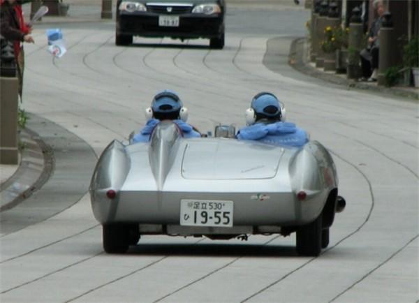 1955 Abarth 207A #005 1100cc