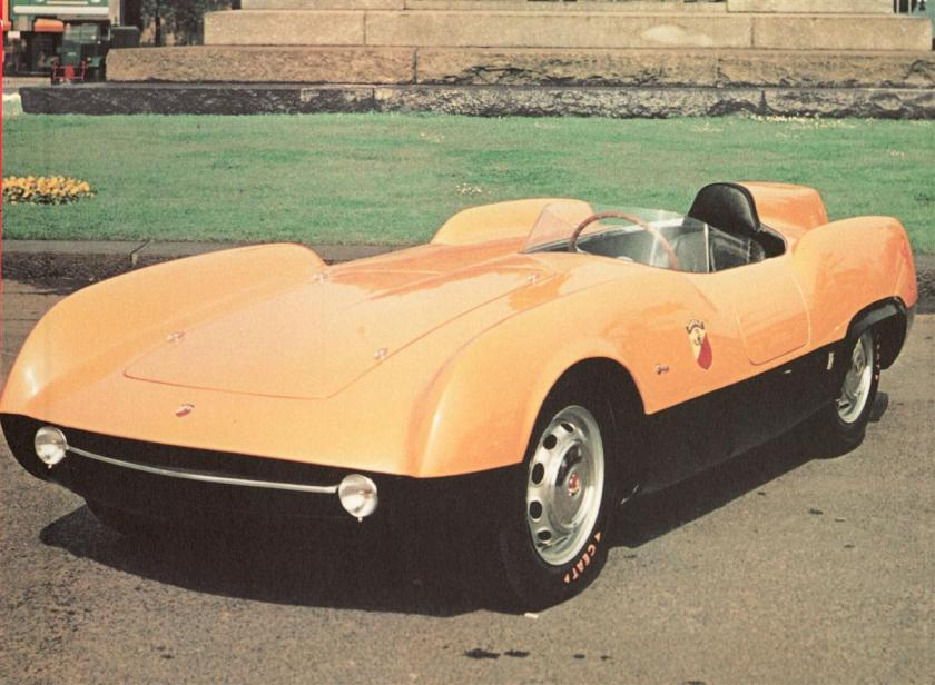 1955 ABARTH 207A SPYDER CORSA BOANO
