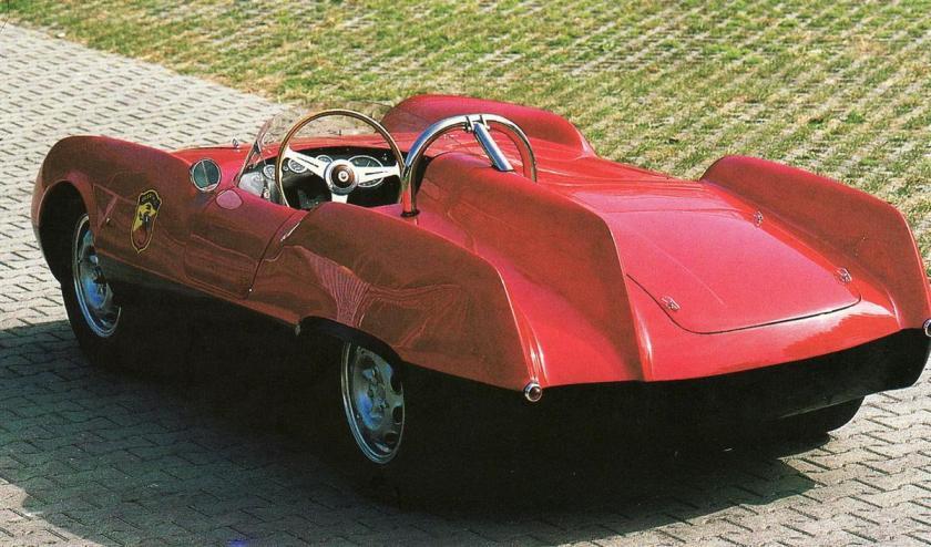 1955 ABARTH 207A SPYDER CORSA BOANOa