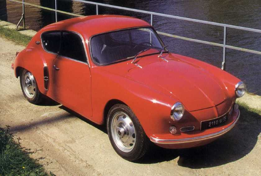 1955 Alpine A106