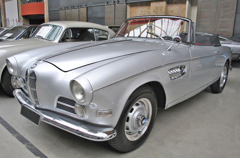 1955 BMW 503 ClassicRemiseBerlin