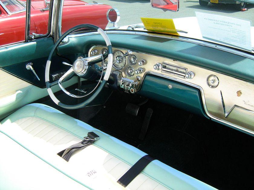 1955 Packard Caribbean convert VA i
