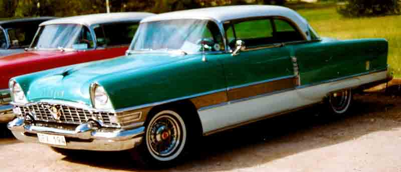 1955 Packard Four Hundred 5580