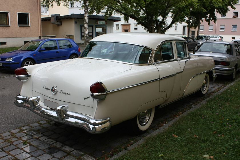 1955 Packard Super Clipper