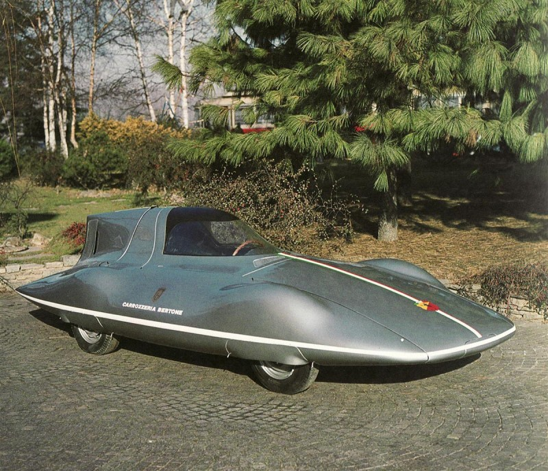 1956-500 record bertone-abarth