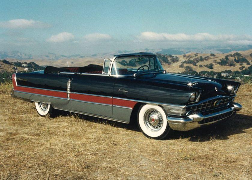 1956 Packard Caribbean a
