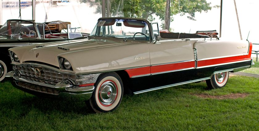 1956 Packard Caribbean Convertible Bonhams