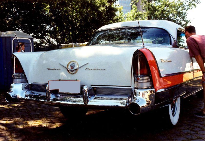 1956 Packard Caribbean Hardtop Modell 5697b