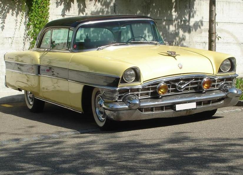 1956 Packard Executive 5670 Sedan
