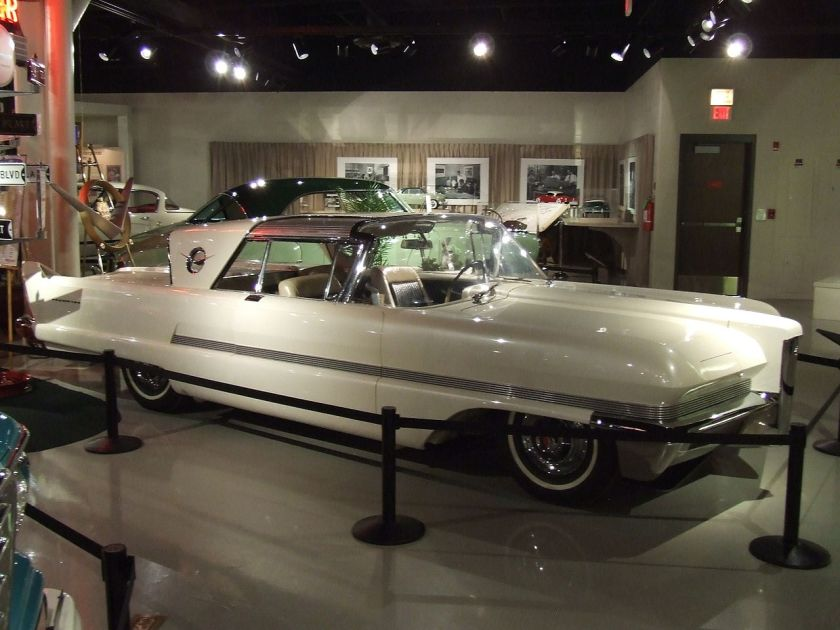 1956 Packard Predictor concept, at the Studebaker National Museum