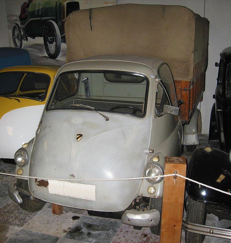 1958 Iso Espana Pritsche