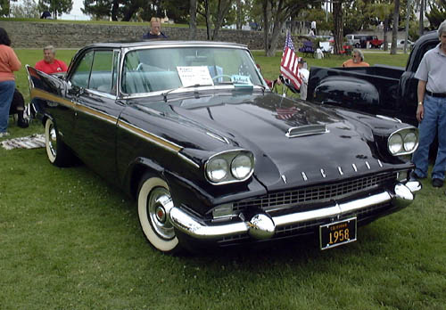 1958 Packard a