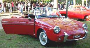 1959 - 1961 Cisitalia 750 GT Spider