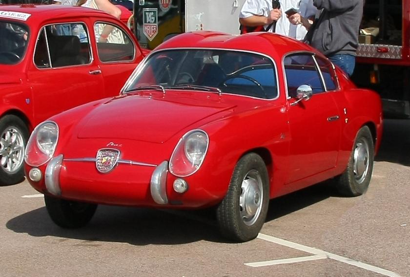 1959 Fiat-Abarth 750 Zagato Monza