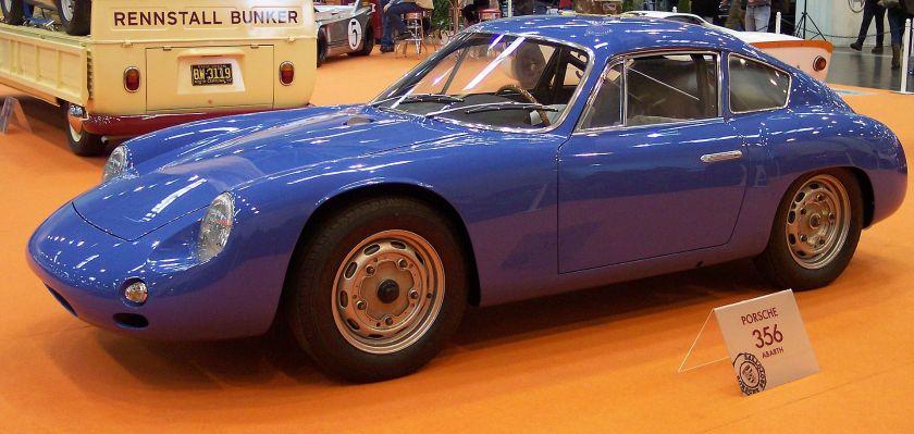1960-61 Porsche 356 B Carrera GTL Abarth