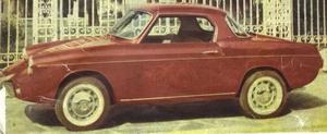 1961 Cisitalia 750 Arg