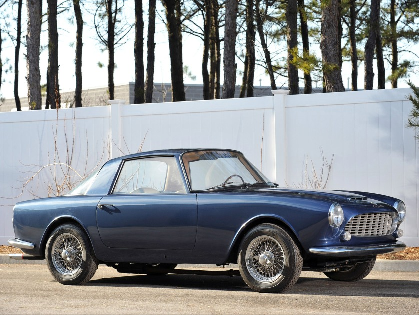 1961 Cisitalia DF85 coupé by Fissore