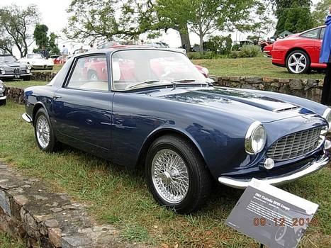 1961 Cisitalia DF85 Coupe a