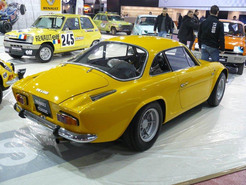 1962-67 Alpine A110ar