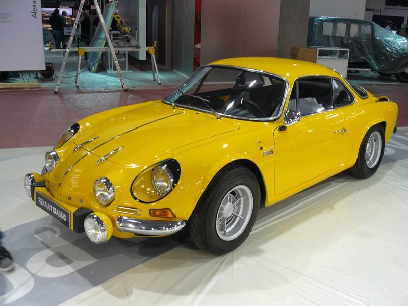 1962-67 Alpine A110av 1600S