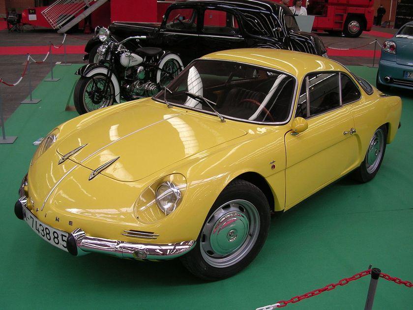 1962-67 Renault Alpine A110