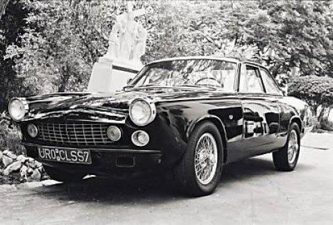 1962 Abarth Allemano 2200