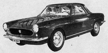 1962 abarth fiat 2400