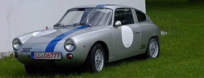1962 Abarth monomille Scorpione