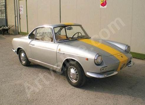 1962 Cisitalia Abarth Coupe