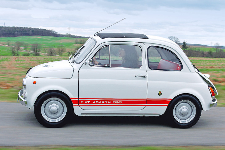 1963 Fiat-Abarth-595-SSa