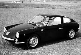 1963 Fiat Abarth Monomille 5-speed