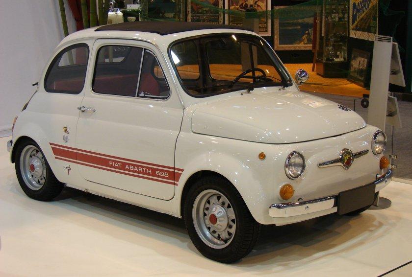 1964-71 Fiat Abarth 695 esse esse (SS)