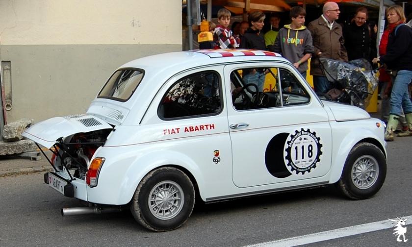 1964-71 Fiat Abarth 695 SS 118