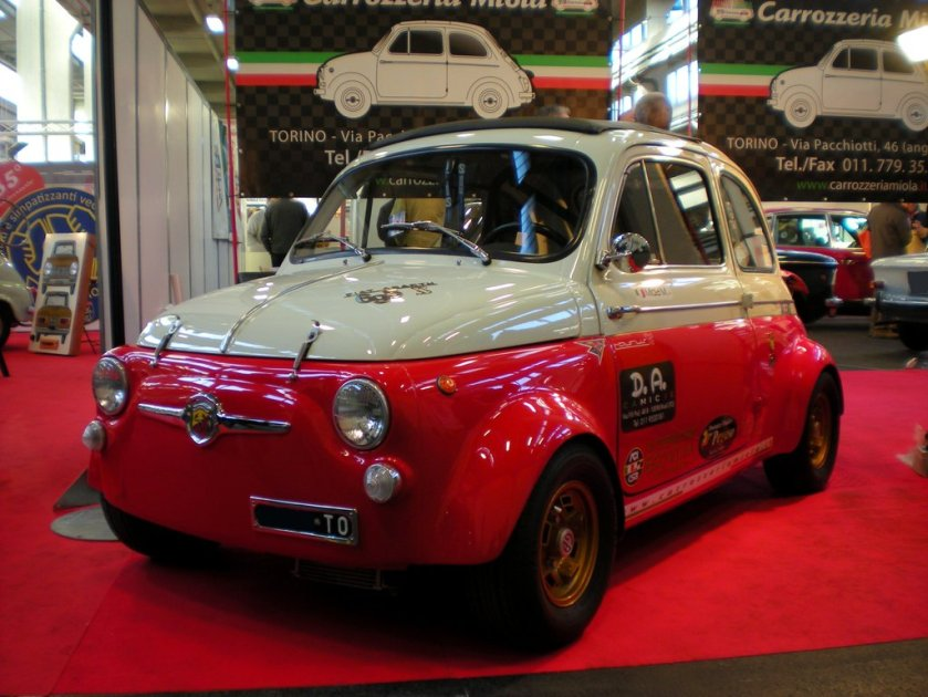 1964-71 Fiat Abarth 695 SS by franco-roccia