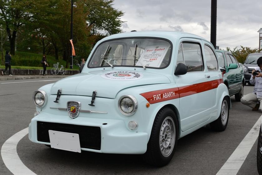 1964 FIAT 600 Berlina ABARTH 1000 TC Style
