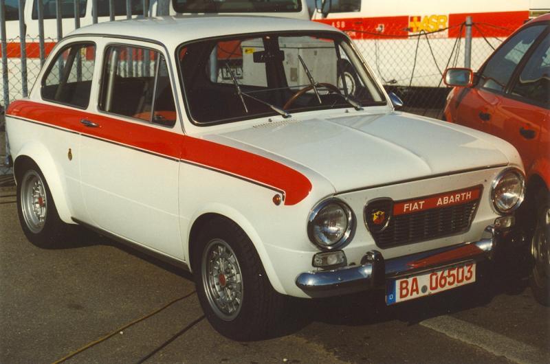 1964 Fiat Abarth OT 1600b