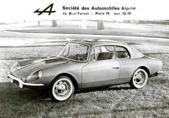 1965 alpine gt4