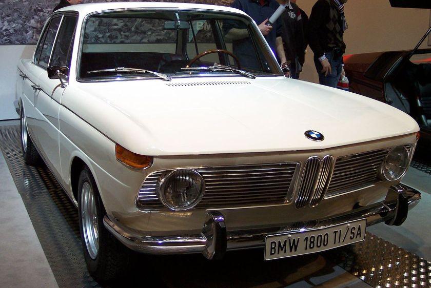 1965 BMW 1800 TI-SA