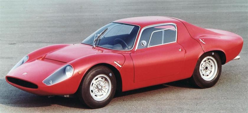 1965 Fiat Abarth OT 1300